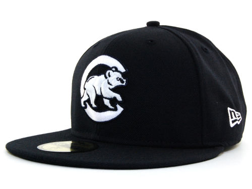 Chicago Cubs New Era MLB C-Dub 59FIFTY Hats