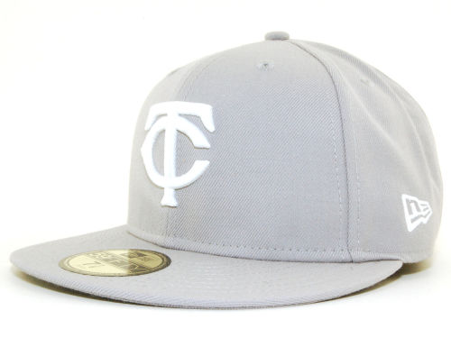 Minnesota Twins New Era MLB C-Dub 59FIFTY Hats