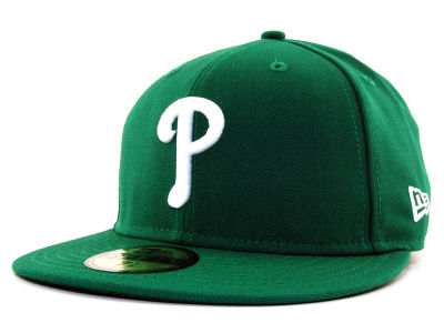Philadelphia Phillies MLB C-Dub 59FIFTY Cap Hats