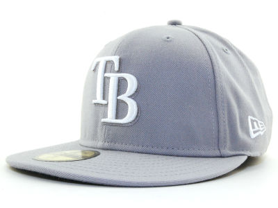Tampa Bay Rays MLB C-Dub 59FIFTY Cap Hats