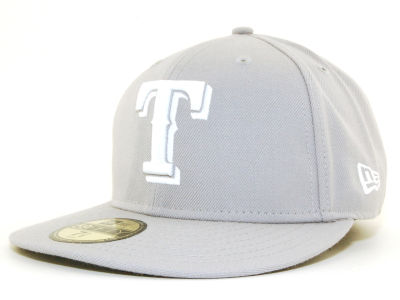 Texas Rangers MLB C-Dub 59FIFTY Hats
