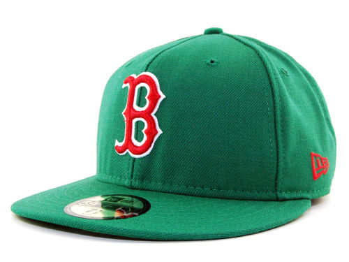 Boston Red Sox New Era MLB Cooperstown 59FIFTY Hats