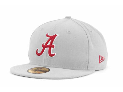Alabama Crimson Tide NCAA AC 59FIFTY Hats