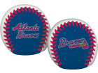 Atlanta Braves Jarden Sports Softee Quick Toss Baseball 4inch Toys & Games