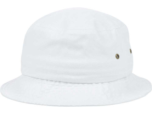 White Catchers Bucket OS  Hats