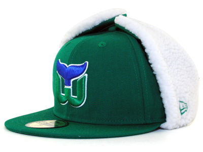Hartford Whalers NHL Dogear 59FIFTY Hats