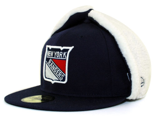 New York Rangers New Era NHL Dogear 59FIFTY Hats