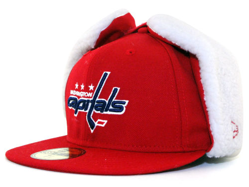 Washington Capitals New Era NHL Dogear 59FIFTY Hats
