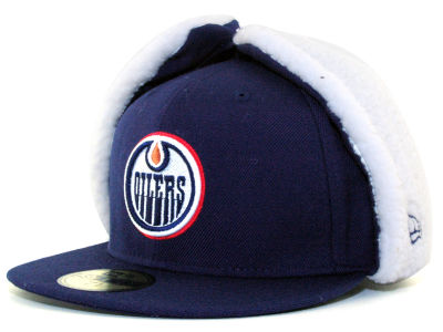Edmonton Oilers NHL Dogear 59FIFTY Hats