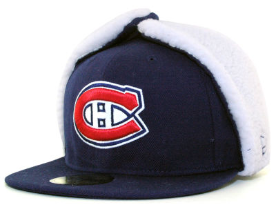 Montreal Canadiens NHL Dogear 59FIFTY Hats