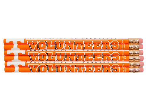 Tennessee Volunteers Wincraft 6 Pack Pencils
