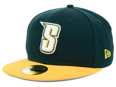 Siena Saints NCAA 2 Tone 59FIFTY Hats