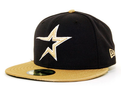Houston Astros MLB Cooperstown 59FIFTY Hats