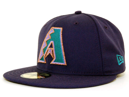 Arizona Diamondbacks New Era MLB Cooperstown 59FIFTY Hats