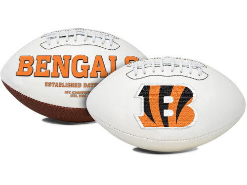Cincinnati Bengals Signature Series Football