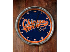 Chicago Bears Chrome Clock Bed & Bath
