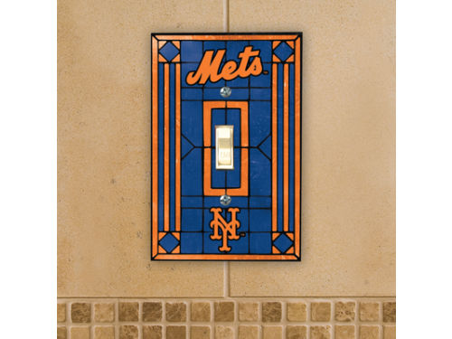 New York Mets Switch Plate Cover