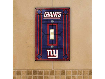 New York Giants The Memory Company Switch Plate Cover images, details and specs