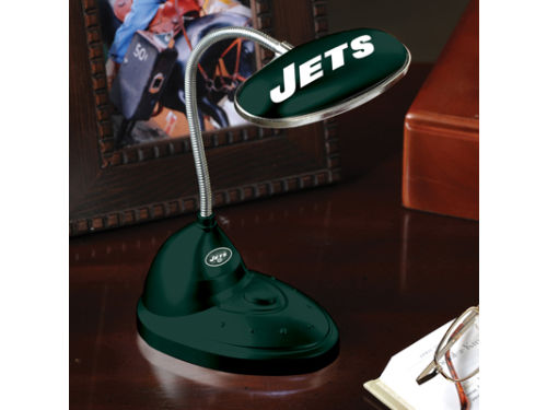 New York Jets LED Desk Lamp