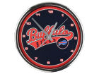 Buffalo Bills Chrome Clock Bed & Bath