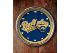 Buffalo Sabres Chrome Clock Bed & Bath