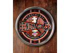 Cincinnati Bengals Chrome Clock Bed & Bath