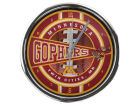Minnesota Golden Gophers Chrome Clock Bed & Bath