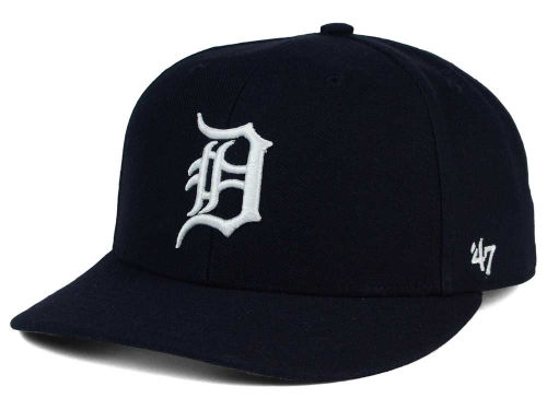 Detroit Tigers MLB '47 MVP Cap Hats