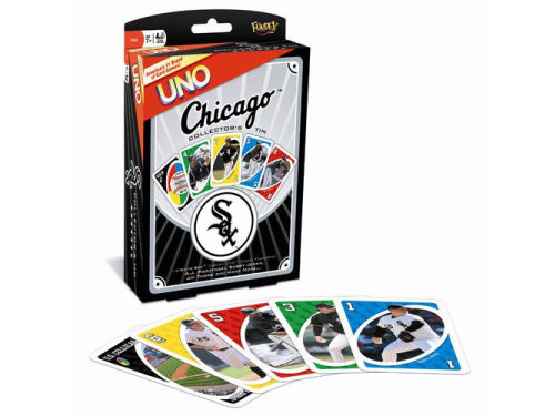 Chicago White Sox Uno Cards