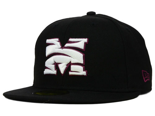 Morehouse Maroon Tigers New Era NCAA AC 59FIFTY Cap Hats