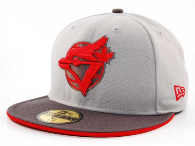 Toronto Blue Jays MLB G-Tone 59FIFTY Hats