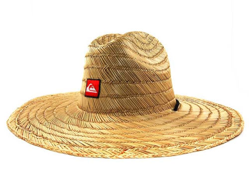 Quiksilver Pierside Straw Surfer Hats