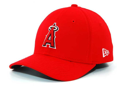 Los Angeles Angels of Anaheim MLB Single A 39THIRTY Hats