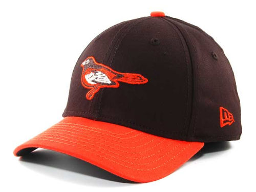 Baltimore Orioles New Era MLB Single A 39THIRTY Hats