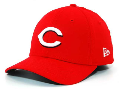 Cincinnati Reds MLB Single A 39THIRTY Hats