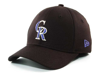 Colorado Rockies MLB Single A 39THIRTY Hats
