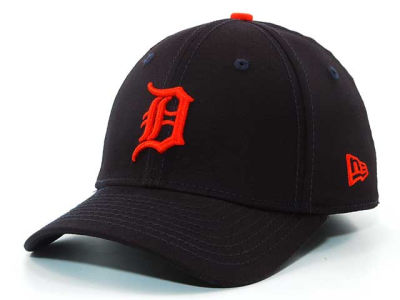 Detroit Tigers MLB Single A 39THIRTY Hats
