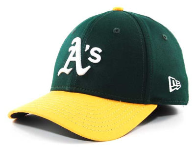 Oakland Athletics MLB Single A 39THIRTY Hats