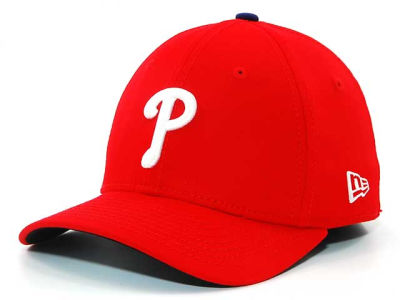 Philadelphia Phillies MLB Single A 39THIRTY Hats
