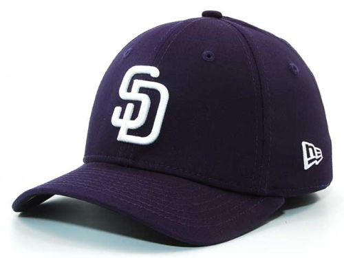 San Diego Padres New Era MLB Single A 39THIRTY Hats