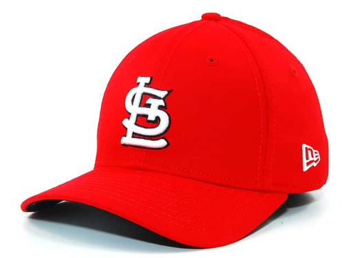 St. Louis Cardinals New Era MLB Single A 39THIRTY Hats