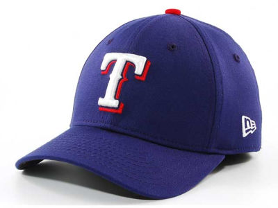 Texas Rangers MLB Single A 39THIRTY Hats