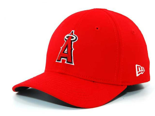 Los Angeles Angels of Anaheim New Era MLB Single A 39THIRTY Hats
