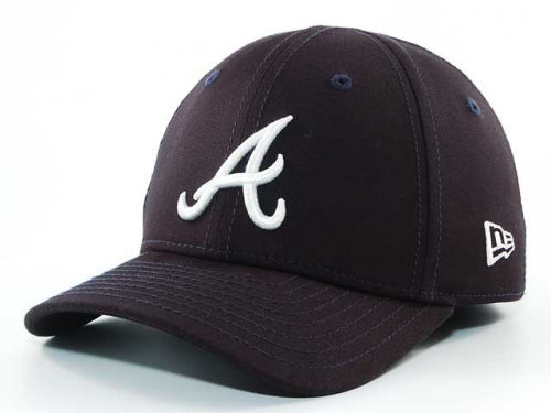Atlanta Braves New Era MLB Single A 39THIRTY Hats