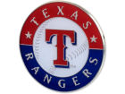 Texas Rangers Aminco Inc. Logo Pin Pins, Magnets & Keychains