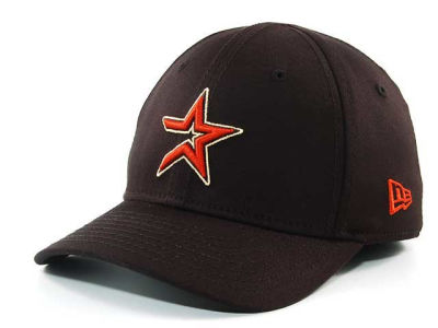 Houston Astros MLB Single A 39THIRTY Hats