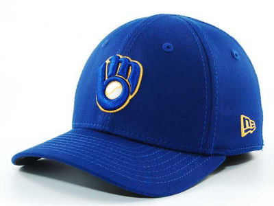 Milwaukee Brewers MLB Single A 39THIRTY Hats
