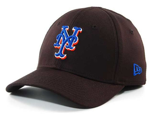 New York Mets New Era MLB Single A 39THIRTY Hats