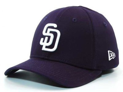 San Diego Padres MLB Single A 39THIRTY Hats