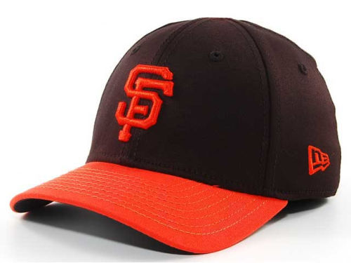 San Francisco Giants New Era MLB Single A 39THIRTY Hats